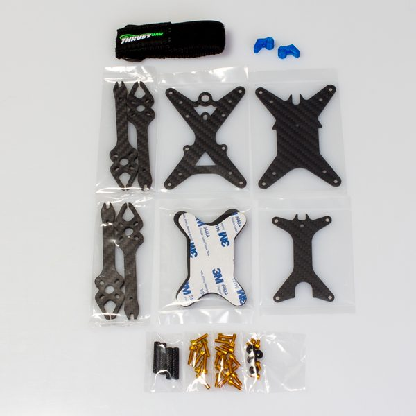 Alpha 5.0 Chassis Kit