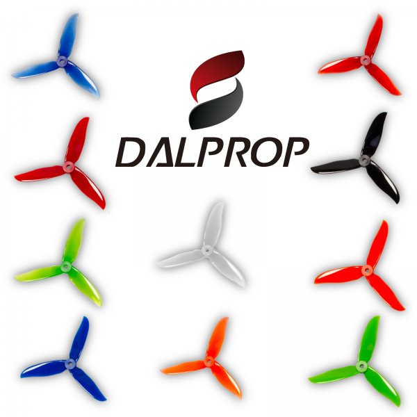 Dalprop 10 Pack Variety Bundle