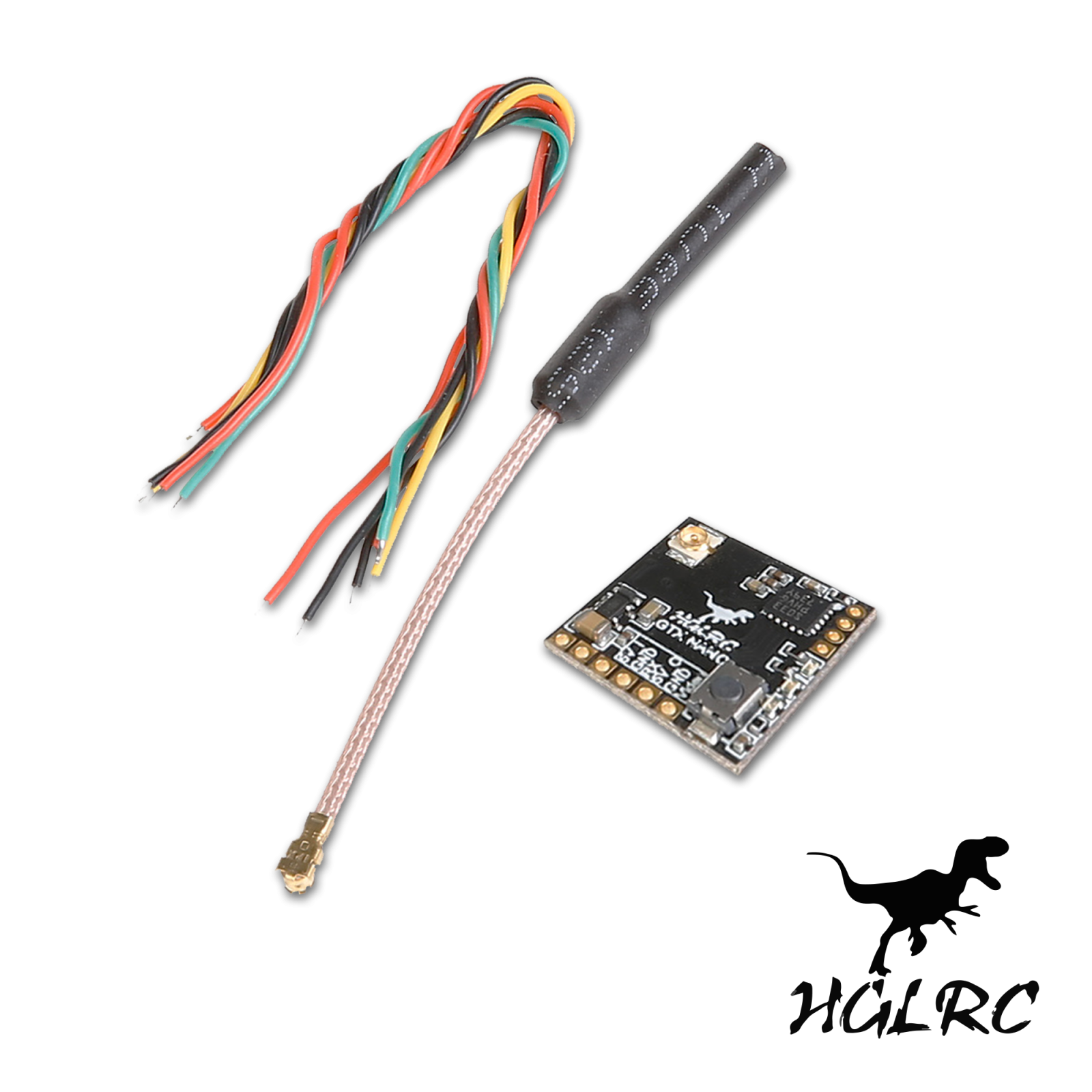 HGLRC GTX Nano VTX, micro size with built in BetaFlight OSD, RUB_14258